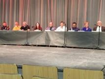 speaker panelists